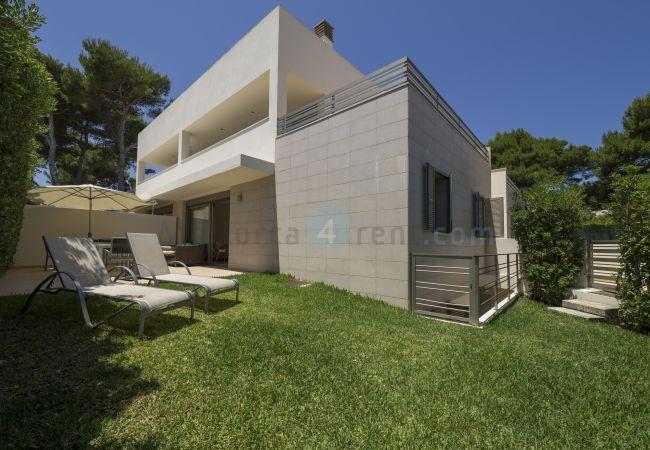 Ferienhaus in Platja de Muro - M4R 8. Parc Natural 3 Playa de Muro beach house