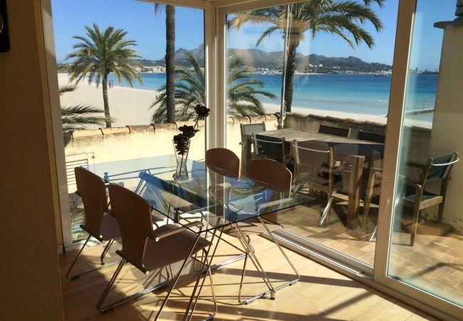 Ferienwohnung in Alcúdia - M4R Can Miramar, Port d'Alcudia