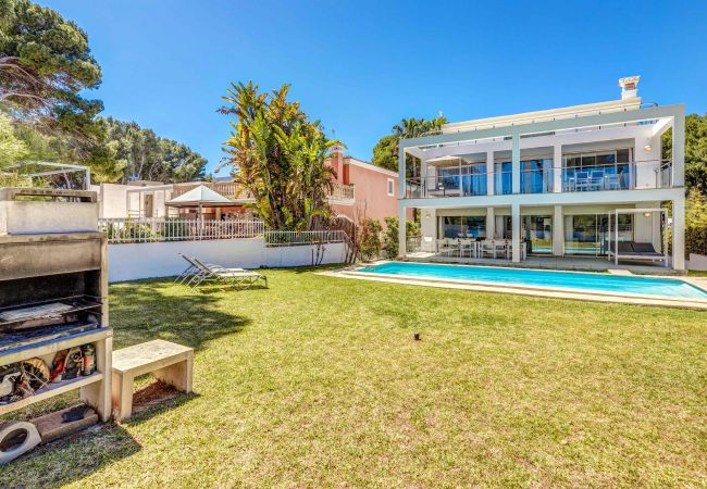 Ferienhaus in Alcudia - M4R 03. Villa Géminis, Puerto de Alcudia