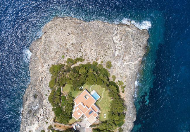 Villa in Santanyi - M4R 4. Villa Paraiso, Cala Llamp