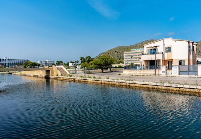 Ferienhaus in Alcúdia - M4R. Gran Canal, Puerto de Alcudia