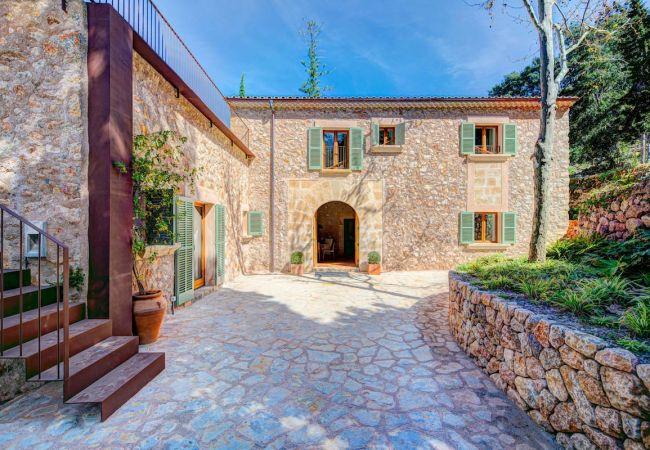 Villa in Pollensa - M4R 3. Luxury Tramuntana Balcony