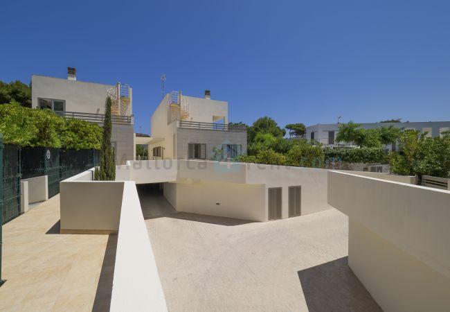 Casa en Platja de Muro - M4R 7. Parc Natural 2 Pool house Playa de Muro