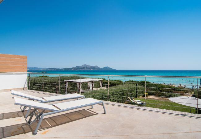 Casa en Platja de Muro - M4R 2. Med Paradise, Playa de Muro