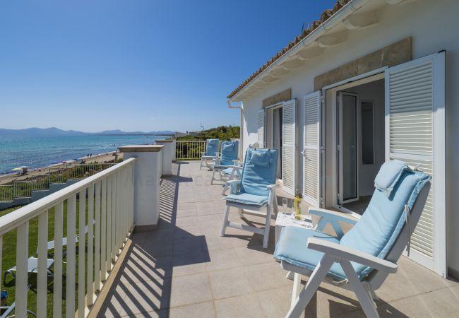 Maison à Platja de Muro - M4R 01. Villa Tagaste, Playa de Muro