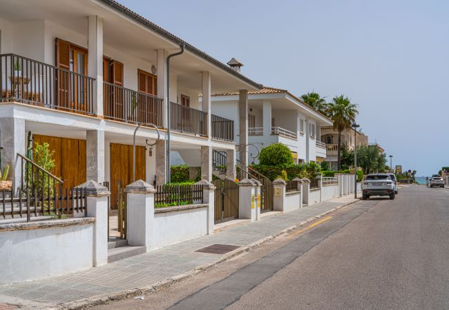 Appartement à Platja de Muro - M4R Ses Pins, Playa de Muro