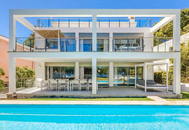 Maison à Alcúdia - M4R 03. Villa Géminis, Puerto de Alcudia