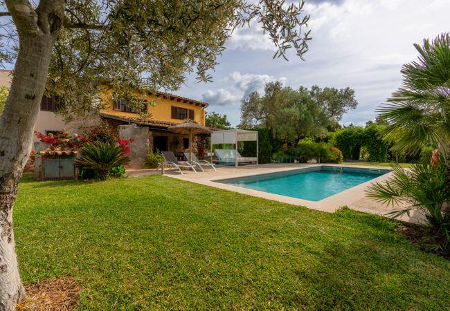 Country house in Pollensa - M4R Finca Montuiri